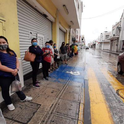 Tras Cristóbal, sigue la lucha contra el Covid-19 de cara a la reactivación económica