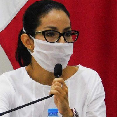 Recortes federales dejan sin dinero a Escuelas de Tiempo Completo: Paulina Viana