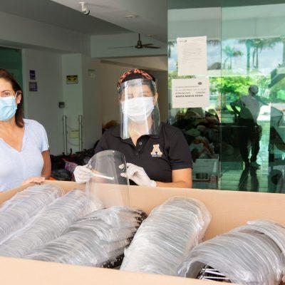 Donan 200 caretas a Fundación 'Por la salud en Yucatán'