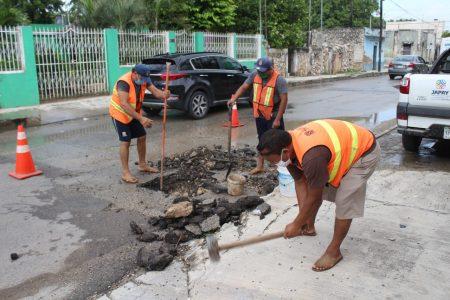 Intensa jornada para fontaneros de la Japay