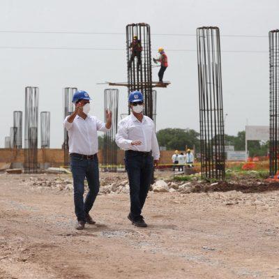 Obras que generan el empleo que los yucatecos necesitan