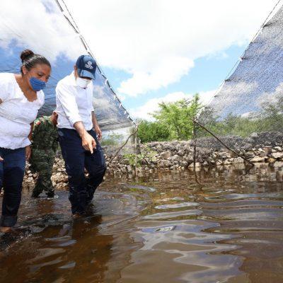 Emiten declaratoria de Emergencia por Cristóbal para otros 38 municipios yucatecos