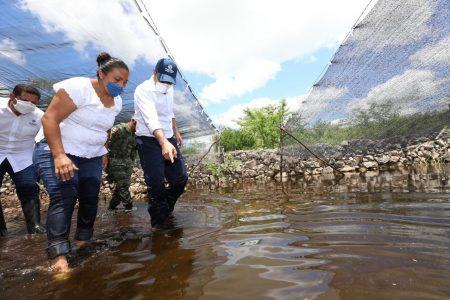 Alertan de un aumento de Covid-19 en zonas afectadas por la tormenta Cristóbal