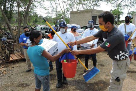 Comunidad Judía envía ayuda a familias afectadas por las lluvias en Yucatán