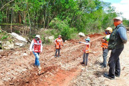 Inician trabajos para ampliar otros 12 kilómetros de la vía Mérida-Chetumal