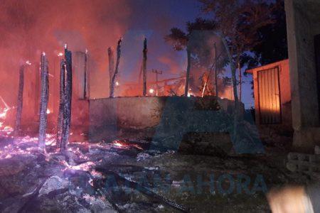 Madrugar lo ayuda a darse cuenta de un incendio en su casa