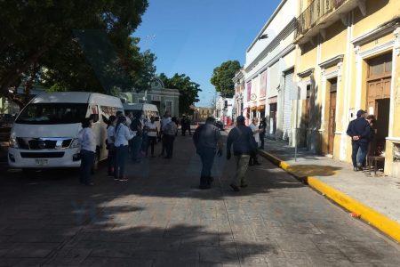 Desalojan albergue de ancianos en el barrio de Santiago