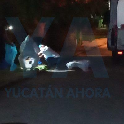 Suicidio en Tepich Carrillo: se ahorca en un árbol de la calle