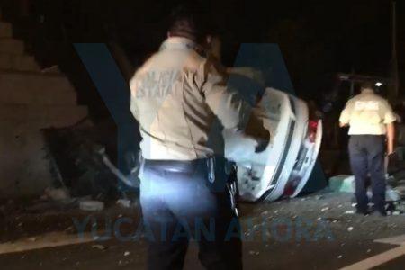 Trágico accidente en la Salvador Alvarado Sur: 4 muertos, incluyendo un niño