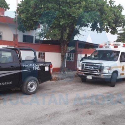 Ex militar se suicida de un balazo, en fraccionamiento de Kanasín