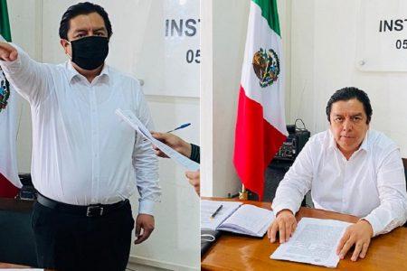 Nuevo titular de la Junta Distrital 05 del INE, con sede en Ticul