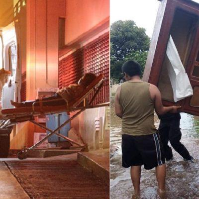 Doble contingencia en Yucatán: sanitaria por Covid-19 y ciclónica por Cristóbal