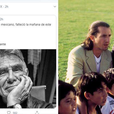 El fallecimiento de Héctor Suárez también sacude el ámbito deportivo