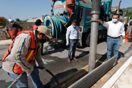 El Ayuntamiento, preparado para atender la emergencia de lluvias por Cristóbal