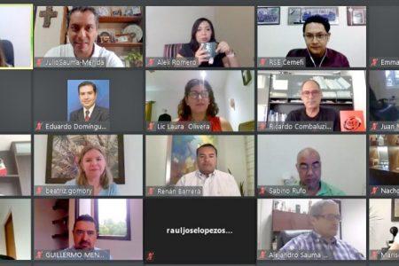 Los empresarios meridanos, con valores éticos, sociales y medioambientales: Renán Barrera