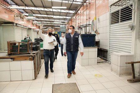 De forma gradual y bajo estrictas medidas, reabren mercados en Mérida