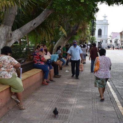 Yucatán rebasó de forma negativa el retorno a la normalidad