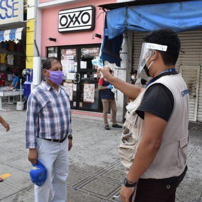 Reportan seis fallecidos y 87 casos de Covid-19 en Yucatán