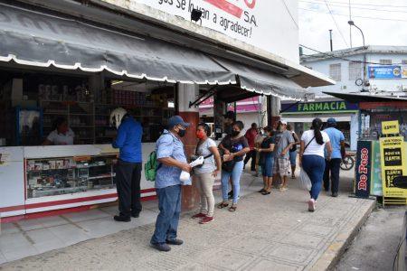 El peor momento del Covid-19 en Yucatán: no bajan los casos y la economía agoniza
