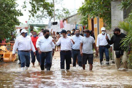 Mauricio Vila pedirá declaratoria de emergencia para otros 45 municipios