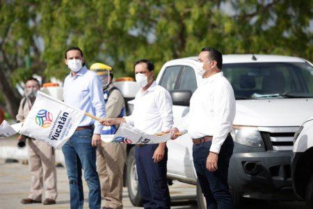 En marcha Plan Emergente de Fumigación por efectos de la tormenta Cristóbal
