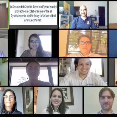 Elaboran la Propuesta Participativa para la Seguridad Alimentaria en Mérida