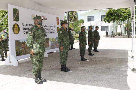 Fallece el primer militar de Mérida por Covid-19
