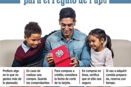 Día del Padre: Profeco recomienda precaución en el comercio electrónico