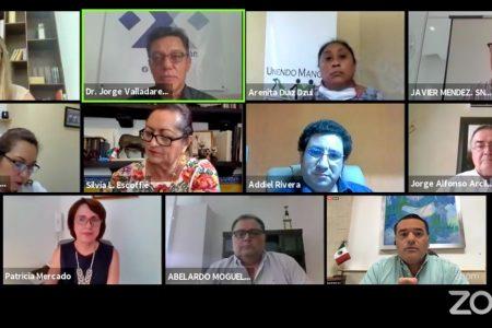 Renán Barrera participa en foro para impulsar la economía de los meridanos