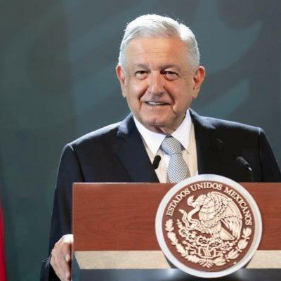 Amparo a Tren Maya tiene tintes políticos: López Obrador