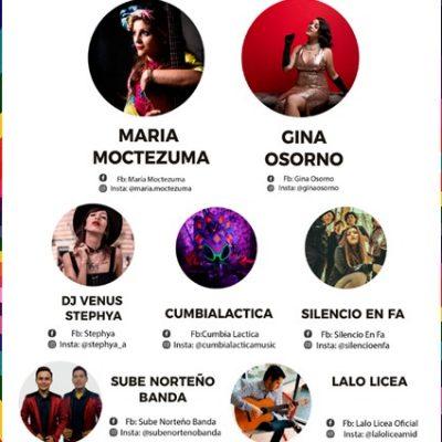 Primer festival de música online para apoyar el talento yucateco