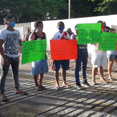 Artesanos y guías de Chichén Itzá piden que se amplíe un apoyo de empleo temporal