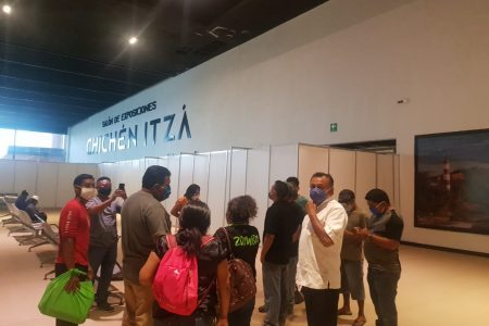 Levantan protesta de Chichén Itzá: habrá apoyo a todos los artesanos