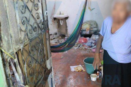 Ni salud, ni higiene… ni misericordia para abuelitos de albergue clausurado
