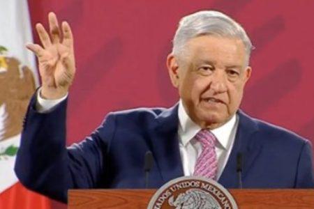 AMLO presentará el 1 de julio su informe de dos años en Palacio Nacional