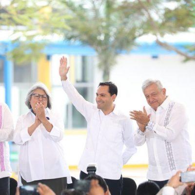 AMLO encabezará en Mérida reunión del Gabinete de Seguridad