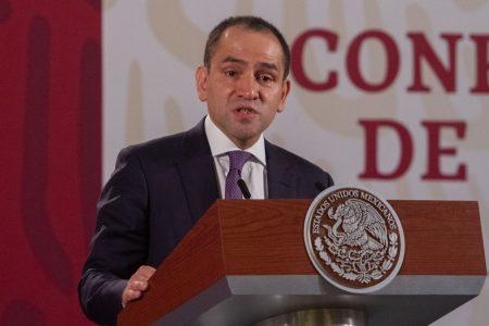 Arturo Herrera, secretario de Hacienda, da positivo a Covid-19