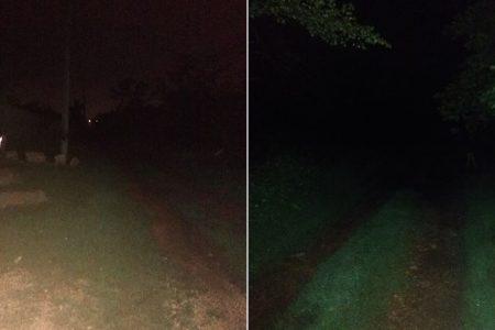 Oscuridad, barranco, baches y agresiones sexuales en Mulchechén III de Kanasín