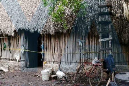 Inician proceso a sujeto que mató a su hermano en un ejido del sur de Yucatán