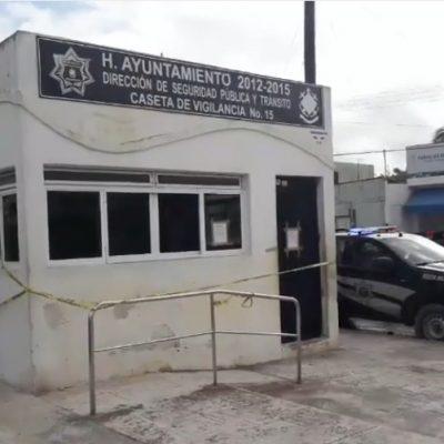 Muere desangrado policía atacado en una caseta de Progreso esta madrugada