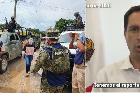 Yucatán, en riesgo por Cristóbal: Mauricio Vila
