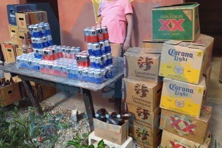 Detenido por venta clandestina de cerveza en Motul