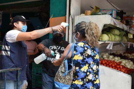 Salto cuántico del Covid-19 en Yucatán: 203 contagios en un solo día