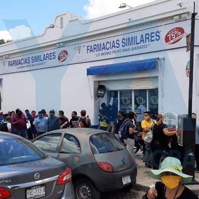 A unas horas del Día del Padre, récord de contagios de Covid-19 en Yucatán