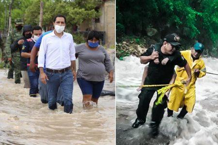 Gobierno del Estado solicita la declaratoria de emergencia por Cristóbal