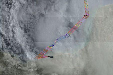 Errática depresión tropical ya cerca de ser la tormenta Cristóbal