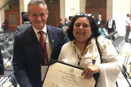 La OMS reconoce a doctora nacida en Campeche y formada en Yucatán