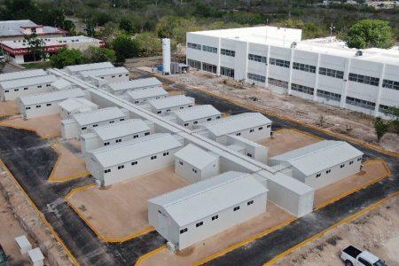 Entra en operación el hospital provisional de Covid-19 en Valladolid