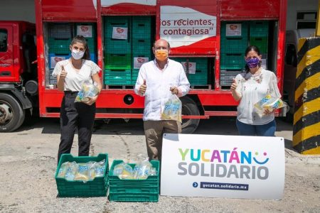 Empresas canalizan ayuda a familias afectadas por la tormenta tropical Cristóbal