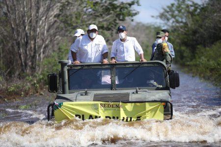 Por las lluvias de Cristóbal, se perdió el 85 por ciento de los cultivos de Yucatán